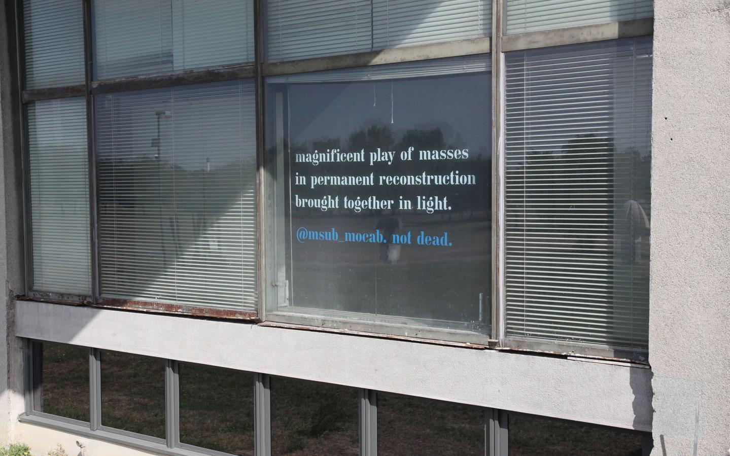 Šta se dogodilo sa Muzejom savremene umetnosti?