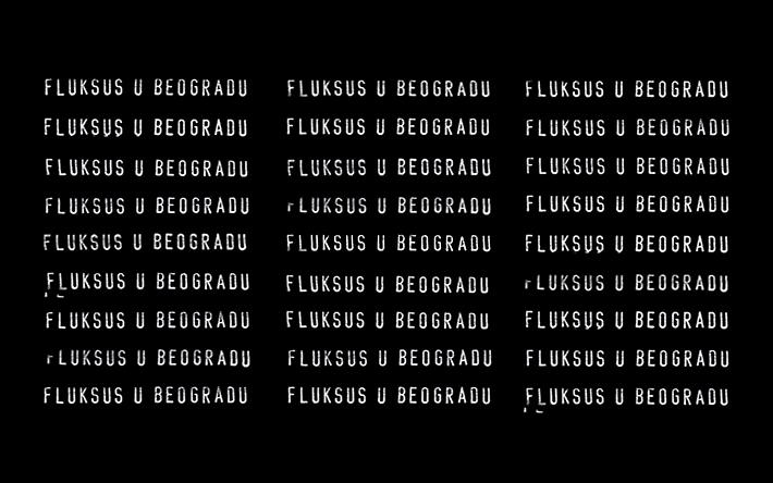 Fluksus u Beogradu