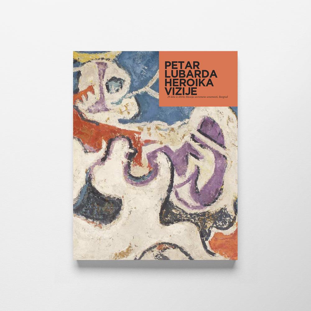 Petar Lubarda: Heroika vizije — 29 dela iz zbirke Muzeja savremene umetnosti, Beograd