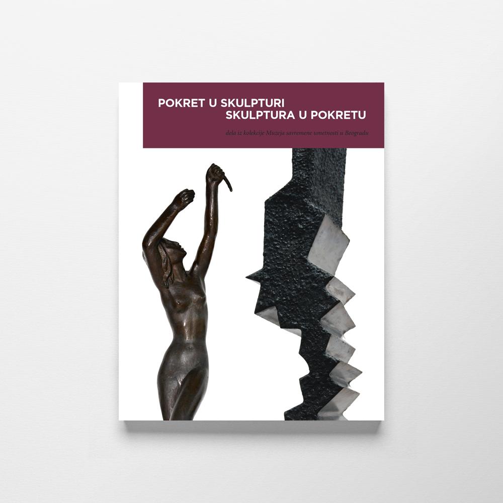 Pokret u skulpturi, skulptura u pokretu — Dela iz kolekcije Muzeja savremene umetnosti