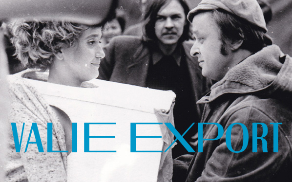 VALIE EXPORT: Expanded cinema Film screenings and discursive program