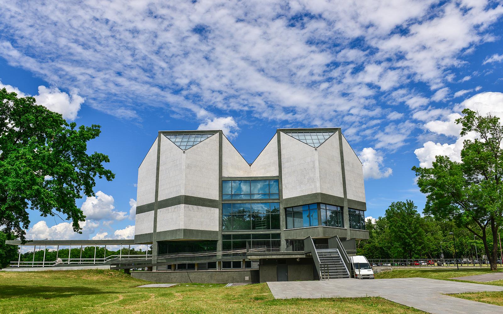 Konkurs za idejno rešenje paviljona Muzeja savremene umetnosti